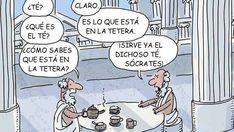 Sócrates y el té
