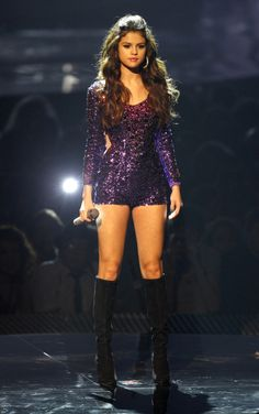 Selena Gomez- I want this body suit thing!