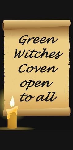 TAP TO JOIN MY WITCHES COVEN http://www.alizons-psychic-secrets.com/coven.html Do you want to join a Witches Coven and learn about witchcraft, creating an altar and a Book of Shadows, casting Spells, White Magick, the Wiccan Rede, Wicca and how to become a witch? If you are Pagan, Wiccan or hold other nature based beliefs then you are very welcome to join the Green Witches Coven. It is free to join.  You will learn how to live a Magical life and incorporate Magic into your daily life.