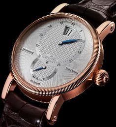 Hidden Gems BaselWorld 2013: The Classic Chronoswiss Regulator 30 LE with Digital Hour Display