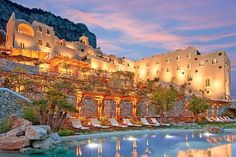 Situated on Amalfi Coast, Italy, Monastero Santa Rosa Hotel and Spa sets a new standard for breathtaking panoramas. Luxury hotel on Amalfi Hotel Amalfi, Amalfi Coast Hotels, Amalfi Coast Italy, Positano Italy, Hotels In Positano, Naples Italy, Venice Italy, Spa Hotel, Places To Travel