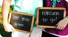 First wedding anniversary www.TexasMrs.com