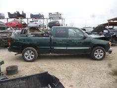 gmc sierra 1500 fuel tank capacity