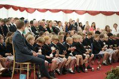 Year 2 Prizegiving at Bromsgrove School
