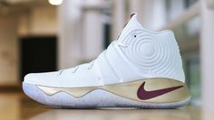 Nike Kyrie 2 Finals PE For Game 3