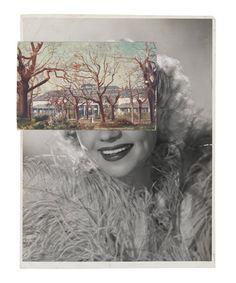 John Stezaker Artist Research Page, John Stezaker, Collage Artists, Collages, Gcse Art Sketchbook, A Level Art, Identity Art, High School Art, Art Club