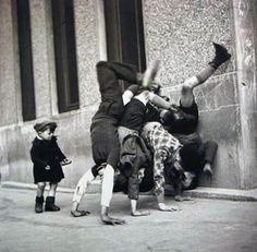 Robert Doisneau (3) – les enfants | Photography and Music