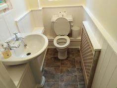Tongue And Groove, Toilet, Bathroom, Washroom, Flush Toilet, Full Bath, Toilets, Bath, Bathrooms