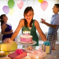 SIX IDEAS TO MAKE TEENAGERS BIRTHDAY PARTIES RAVISHING