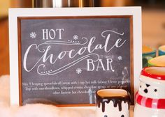 The Ultimate Holiday Party! Hot Chocolate Bar and Cookie Swap Ideas   Kevin & Amanda