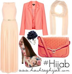 Hashtag Hijab Outfit love the dress! Hijab Outfit, Maxi Outfits, Hijab Dress, Modest Outfits, Classy Outfits, Pretty Outfits, Hijab Fashion 2016, Muslim Women Fashion, Modest Fashion