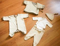 Trousseau de naissance | Fils et ficelles