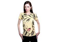 MAMASAID 'Lush Lips' Shirt