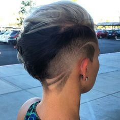 Look at this amazing cut on @cathhnicole cut by @fernthebarber
