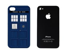 Doctor Who Iphone 4 Case, Iphone 4 Case,