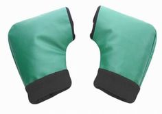 Thermal Gloves Windproof Motorcycle/Motorbike Gloves Fingerless Gloves,Green