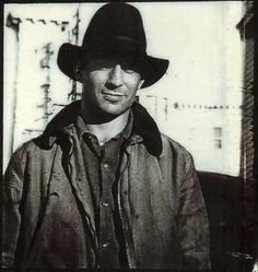 Jack Kerouac by Carolyn Cassady