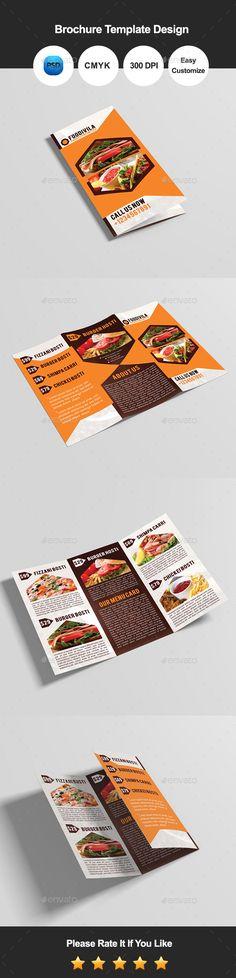 Mega Trifold Bundle  Brochure Template
