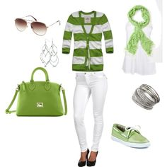St. Patrick's Day Outfit, created by realhwofunioncounty.polyvore.com