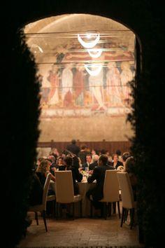La badia Di Orvieto. matrimonio in Umbria. Italy wedding