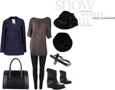 """""""Weekender #Winter #Styling"""" by gucci80 on Polyvore"""
