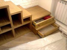 Лестница, книжная полка - купить или заказать в интернет-магазине на Ярмарке Мастеров | Лестница в виде полки, мебельная фанера ФК 20мм,…