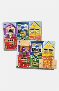 Melissa & Doug 'Latches' Activity Board | Nordstrom