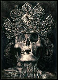 Saint Faustus by Ink-Yami