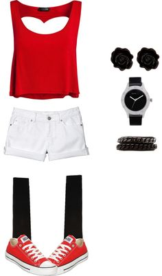 """Untitled #95"" by nicole-eden-felix on Polyvore"