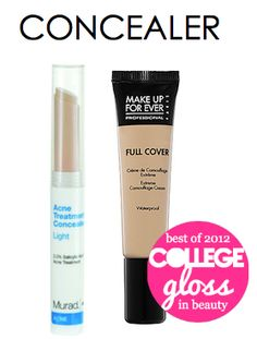 The Best Makeup Products of 2012 | College Gloss