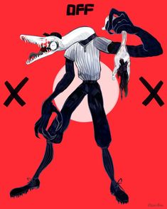 Bad Batter by on DeviantArt Off Mortis Ghost, Adventure Rpg, Off Game, Rpg Horror Games, Only Play, Fan Art, Cartoon Shows, Funny Animal Videos, Indie Games