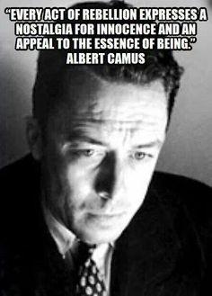 Albert Camus •
