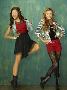 """Shake It Up"" Episode ""Brain It Up"" Airs On Disney Channel June 2, 2013"