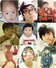 Aww baby Jjong !!!! x] ♡ #jonghyun #throwback