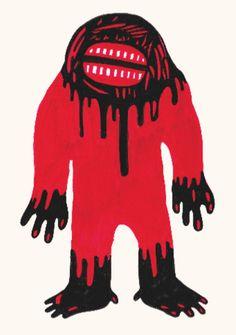 Monstres - Pictoplasma - Post Digital Monsters • | La Gaîté Lyrique