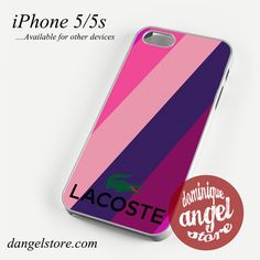 lacoste pattern Phone case for iPhone 4/4s/5/5c/5s/6/6s/6 plus