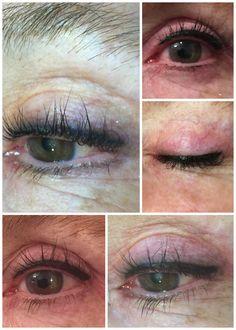 Permanent cosmetic eyeliner!
