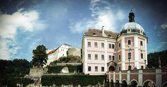 Státní hrad a zámek Bečov