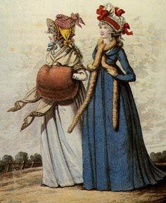 Morning Dresses. december 1795