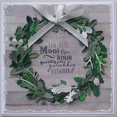Trijntjes Kaarten: kerstkaarten week 47
