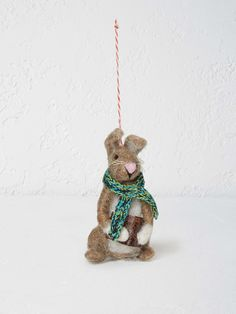 Herbert The Hare Hanging Dec