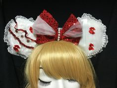 Jolly Holliday Marry Poppins mouse ears in my Etsy shop! Starlet Harmony Creations Co!