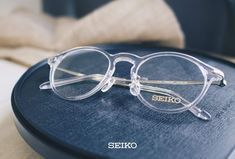 Clear frame glasses are one of the most popular trends of the year! Have you 027b7dc3b8