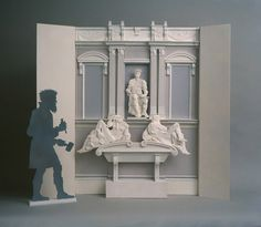 Masters of Paper Art and Paper Sculptures, Part II