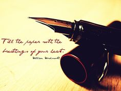 writing quotes-words
