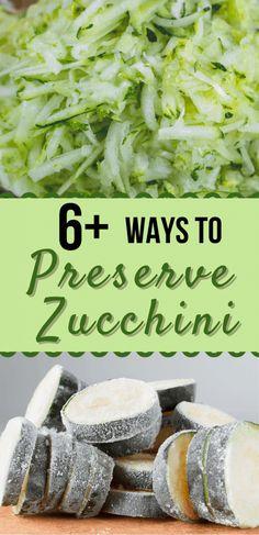 Canned Zucchini, Zucchini Salsa, Zucchini Pickles, Zucchini Soup, Can You Freeze Zucchini, Shredded Zucchini Recipes, Zucchini Dinner Recipes, Canning Recipes, Soup Recipes