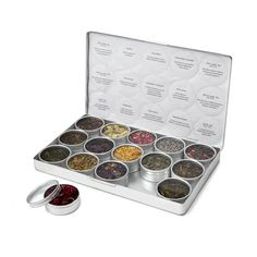 GREEN HERBAL TEA KIT | Loose Leaf Organic Teas | UncommonGoods
