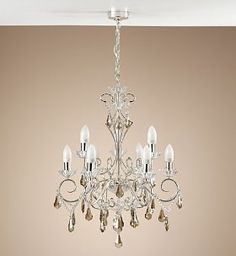 9-Light Chandelier - Marks & Spencer
