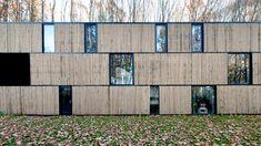 Low Energy Bamboo House / AST 77 Architecten