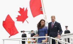 Hertogin Kate kan gaan pakken voor Canada!
